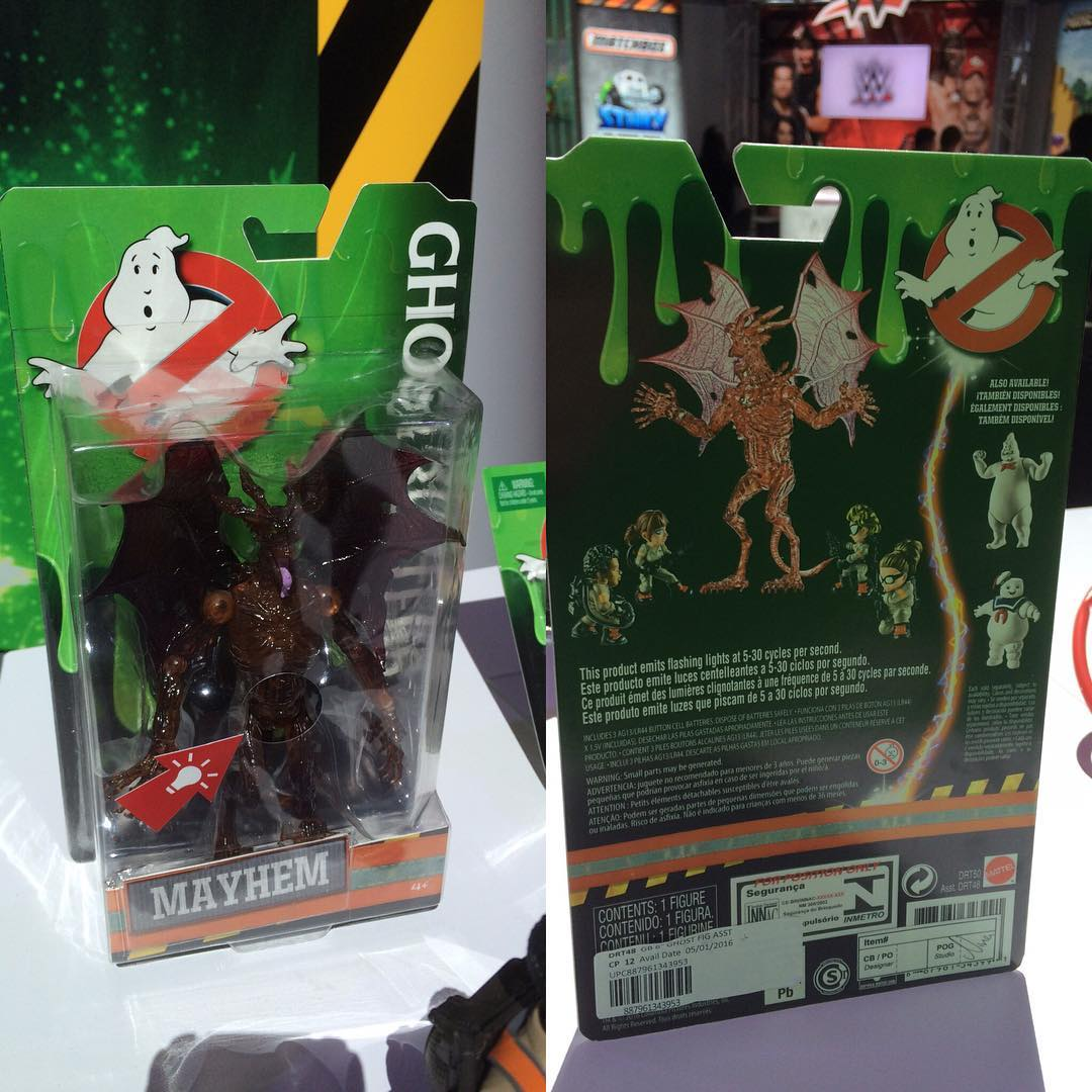 Ghost Busters Toys 21