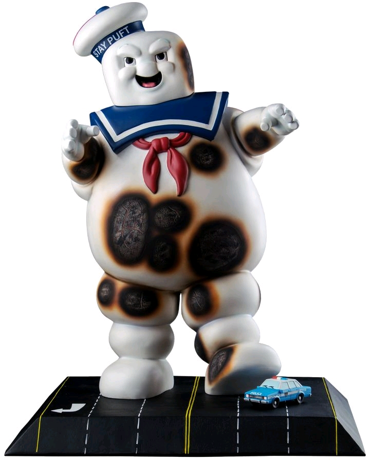 IKO0783--Ghostbusters-Staypuft-Statue-Burnt-Variant