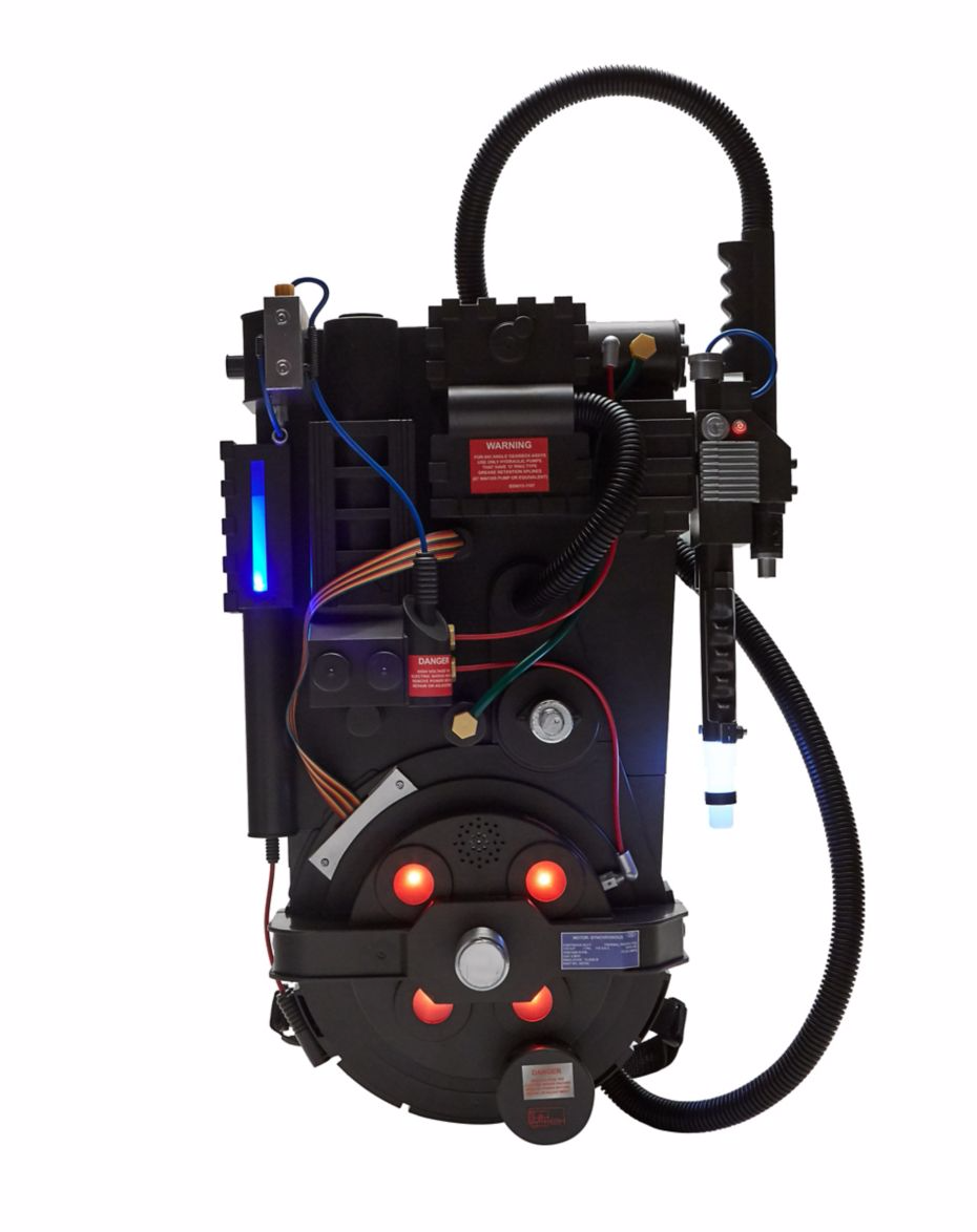 Ghostbusters Deluxe Proton Pack Replica by Spirit ...