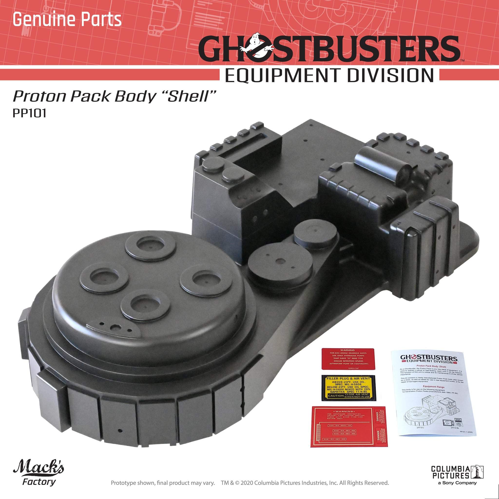 PP101 - Proton Pack